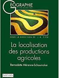 La localisation des produits agricoles