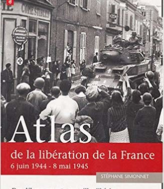 Atlas de la libération de la France