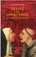 Traité des Invectives au temps de la Réforme