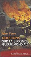 Questions sur la seconde guerre mondiale