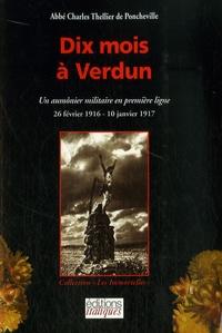 Dix mois à Verdun – Un aumônier militaire en première ligne (26 février 1916 – 10 janvier 1917)