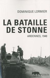 La bataille de Stonne : Ardennes, mai-juin 1940