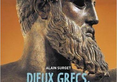 Couverture du livre Dieux grecs, dieux romains, comment s'y retrouver ?