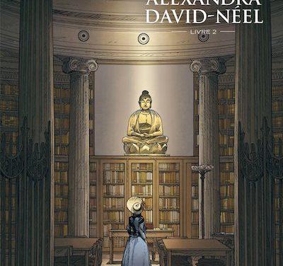 Une vie avec Alexandra David Néel, Livre 2