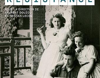 couverture du livre Enseigner la résistance Sous la direction de Laurent Douzou et Tristan Lecoq Canopé éditions, 2016, 164 pages, 16,90 euros