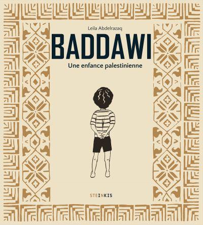 Baddawi. Une enfance palestinienne