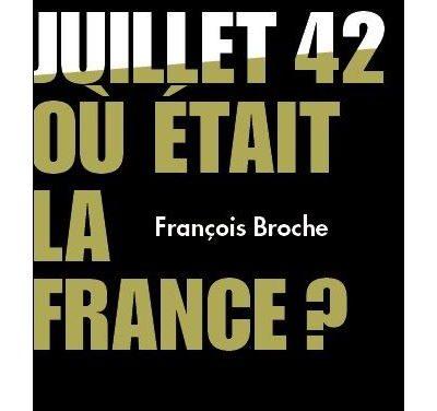 Vel d'hiv 16 juillet 1942 – Où était la France ?