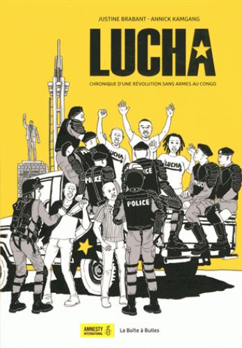 <em>Lucha, Chronique d'une révolution sans armes au Congo</em>