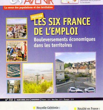 LES SIX FRANCE DE L'EMPLOI