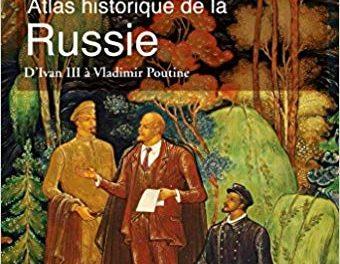Image illustrant l'article Atlas historique Russie de La Cliothèque