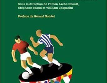 Image illustrant l'article Le football des nations (couv.) de La Cliothèque