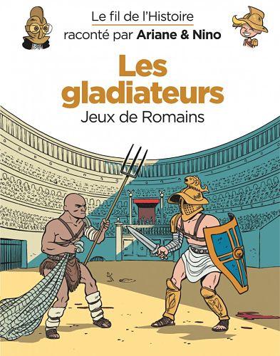 <em>Le Fil de l'Histoire, raconté par Ariane & Nino</em>