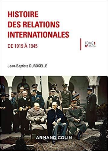 Histoire des relations internationales