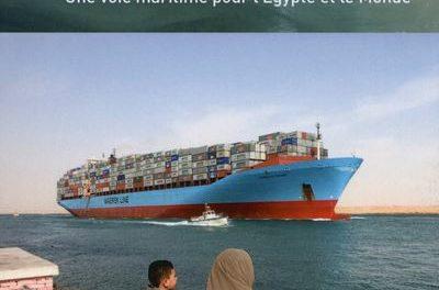 Image illustrant l'article Le-canal-de-Suez-Une-voie-maritime-pour-l-Egypte-et-le-Monde de La Cliothèque