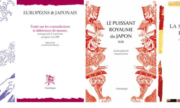LE JAPON AUX ÉDITIONS CHANDEIGNE