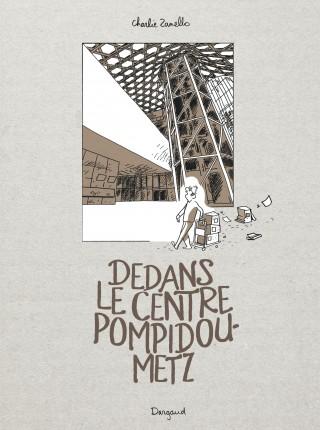 <em>Dedans le centre Pompidou-Metz</em>