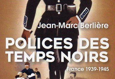 Image illustrant l'article Polices des temps noirs002 de La Cliothèque