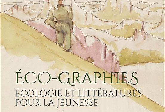 Ecologie et littérature : nouvelles questions ou nouveau genre ?
