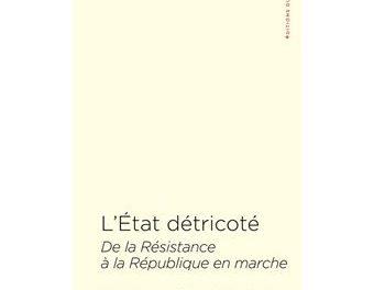 Image illustrant l'article L-Etat-detricote de La Cliothèque