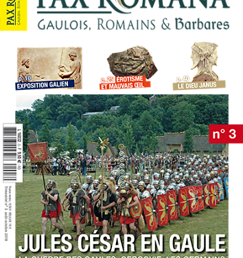 <em>Pax Romana. Gaulois, Romains & Barbares</em>