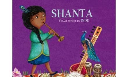 Image illustrant l'article shanta-voyage-musical-en-inde-livrecd de La Cliothèque