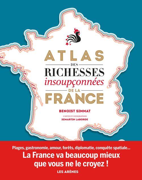 Atlas des richesses insoupçonnées de la France