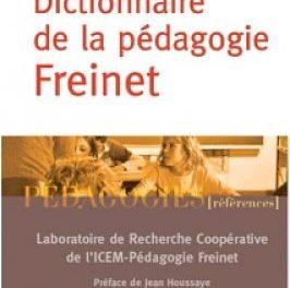 Image illustrant l'article dictionnaire-de-la-pedagogie-freinet_opt de La Cliothèque