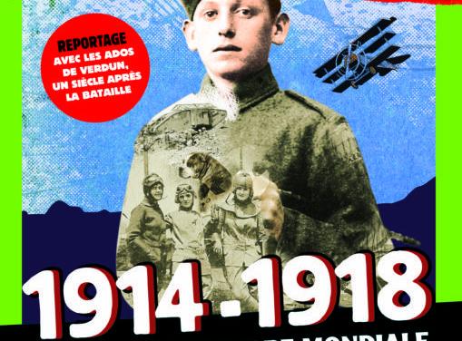 1914-1918 : la première guerre mondiale
