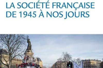 couverture société française de 1945 à nos jours, Colin