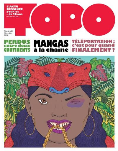 Topo numéro 14, l'actu dessinée pour les moins de 20 ans (et les autres)