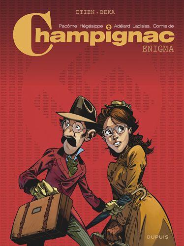 <em>Champignac. Enigma</em>, vol. 1