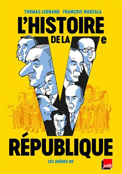 <em>L'Histoire de la Ve République</em>