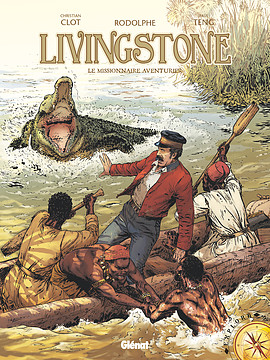 <em>Livingstone, le missionnaire aventurier</em>