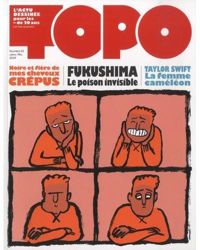 Topo  l'actu dessinée pour les moins de 20 ans ( et les autres)
