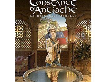 Image illustrant l'article Constance-d-Antioche-la-princee-rebelle de La Cliothèque