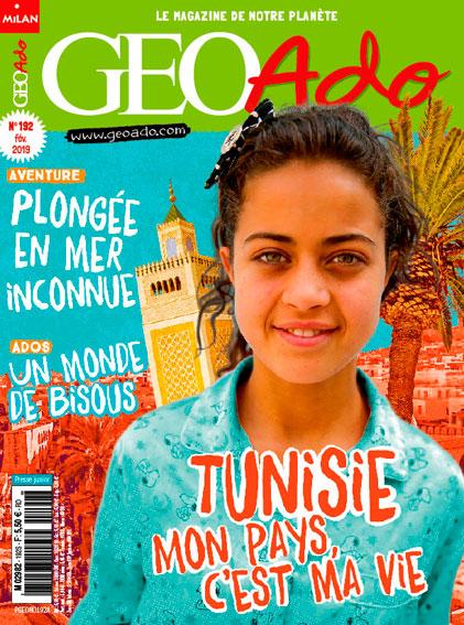 GéoAdo le magazine de notre planète, février 2019