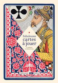 Fabuleuse cartes à jouer Le monde en miniature