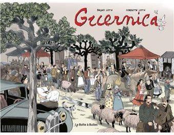 Image illustrant l'article Guernica de La Cliothèque
