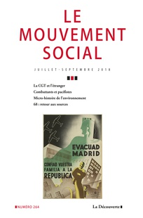 Le mouvement social, n°264