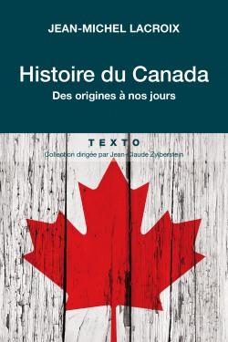 Histoire du Canada des origines à nos jours