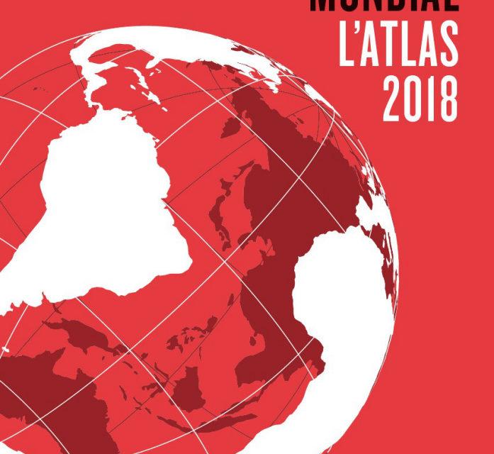 ESPACE MONDIAL – L'atlas 2018