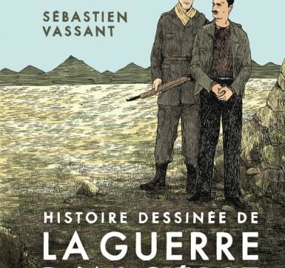 <em>Histoire dessinée de la guerre d'Algérie </em>