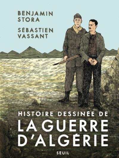 Histoire dessinée de la guerre d'Algérie