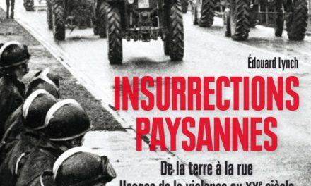 Image illustrant l'article Insurrections- de La Cliothèque