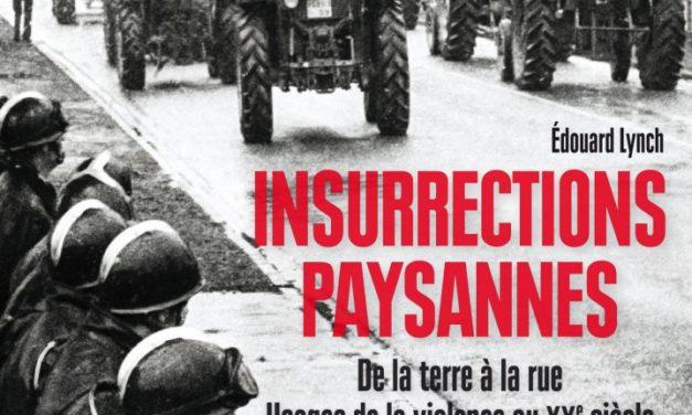 Insurrections paysannes. De la terre à la rue. Usages de la violence au XX° siècle