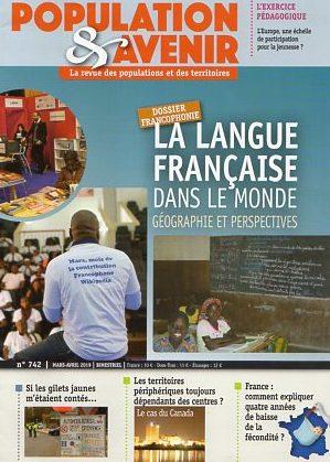 La langue française dans le monde – Géographie et perspectives
