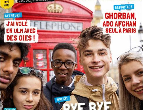 GéoAdo, le magazine de notre planète, n°194