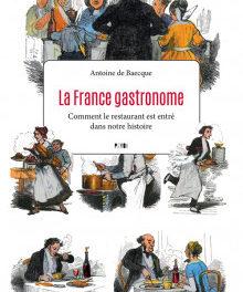 Image illustrant l'article la France gastronome de La Cliothèque