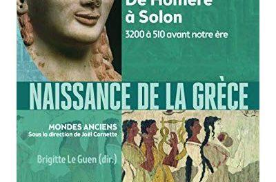 Image illustrant l'article Naissance-de-la-Grece de La Cliothèque