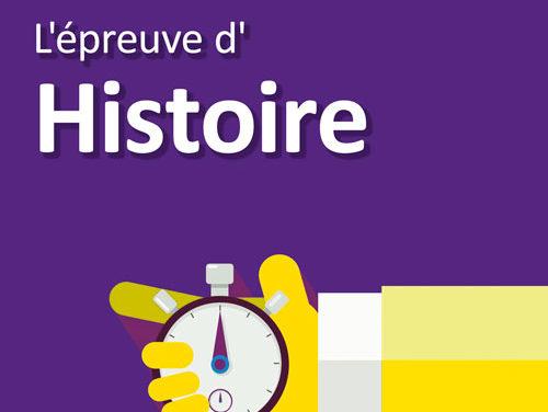 30 minutes par jour, l'épreuve d'histoire, Science Po Paris/Province